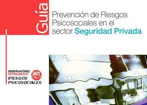 PREVENCION DE RIESGOS EN LA SEGURIDAD